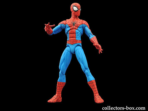 MARVEL SELECT SPECTACULAR SPIDER-MAN