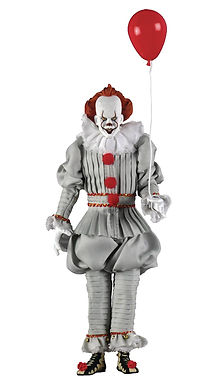 IT 2017 PENNYWISE 8IN RETRO