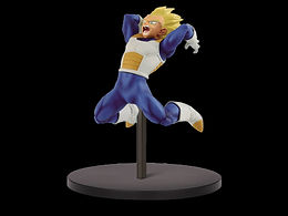 DB SUPER CHOSENSHI RETSUDEN SUPER SAIYAN VEGETA FIG