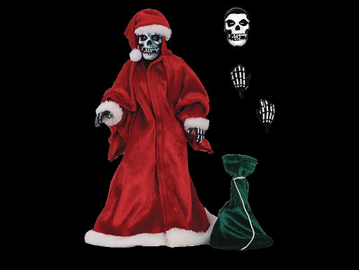 THE MISFITS HOLIDAY FIEND 8IN CLOTHED Est Ship Date12/16/2020