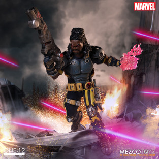 Pre-order/March 2022/ONE-12 COLLECTIVE MARVEL BISHOP
