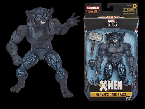 X-MEN LEGENDS 6IN DARK BEAST
