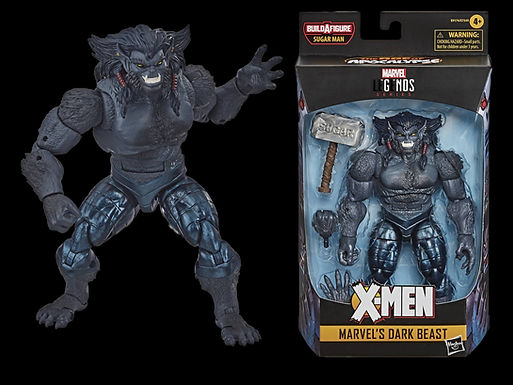 X-MEN LEGENDS 6IN DARK BEAST