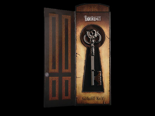 LOCKE & KEY GHOST KEY REPLICA