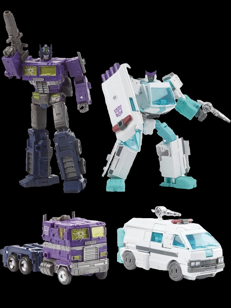 STL172053 TRANSFORMERS SELECTS SG VOY OP