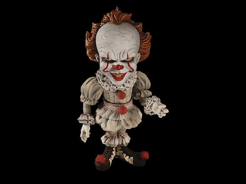 MDS IT 2017 PENNYWISE 6IN DELUXE STYLIZED ROTO FIG