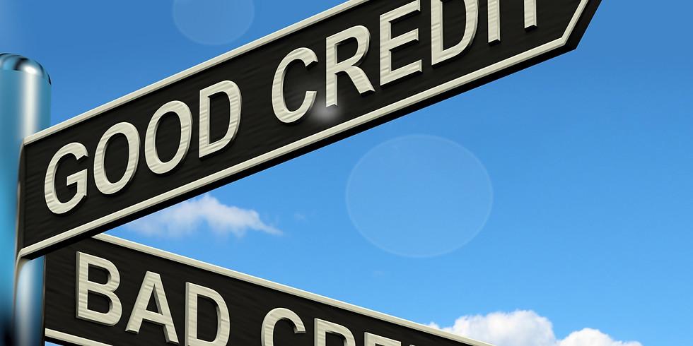 Your Credit Reputation - LIVE Webinar