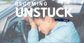Becoming UN-stuck: Client Testimonial