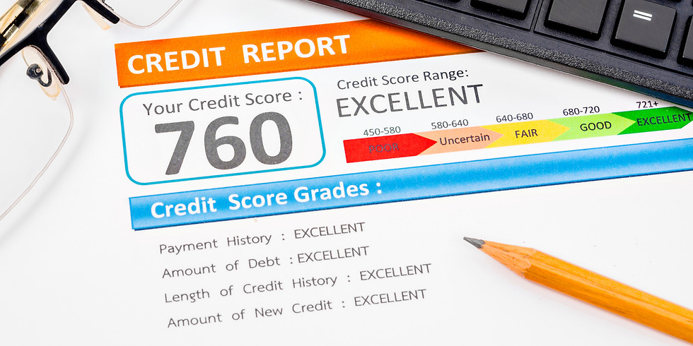 Know Your Credit Reputation