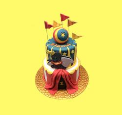 Gâteau d'anniversaire Dumbo