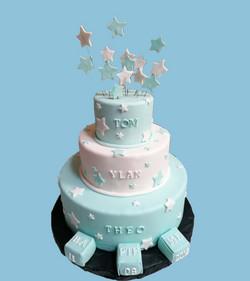 Gâteau de baptême