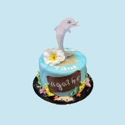 Gâteau d'anniversaire Oum