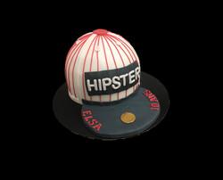 Gâteau d'anniversaire casquette