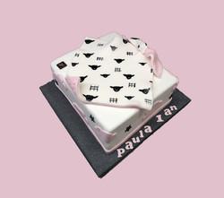 Gâteau d'anniversaire doudou Anio