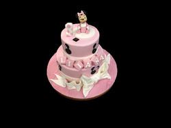 Gateau d'anniversaire Minnie