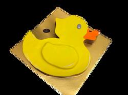 Gâteau canard de bain