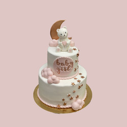 Gâteau Baby Girl