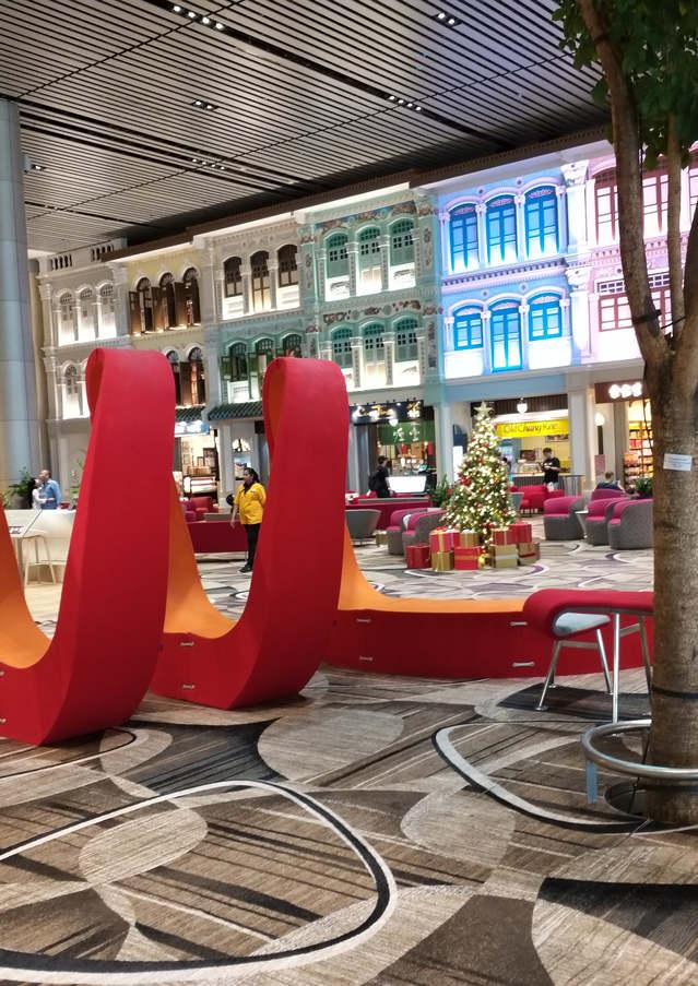 05 15Dec2018 _ Terminal 4 S'pore Changi