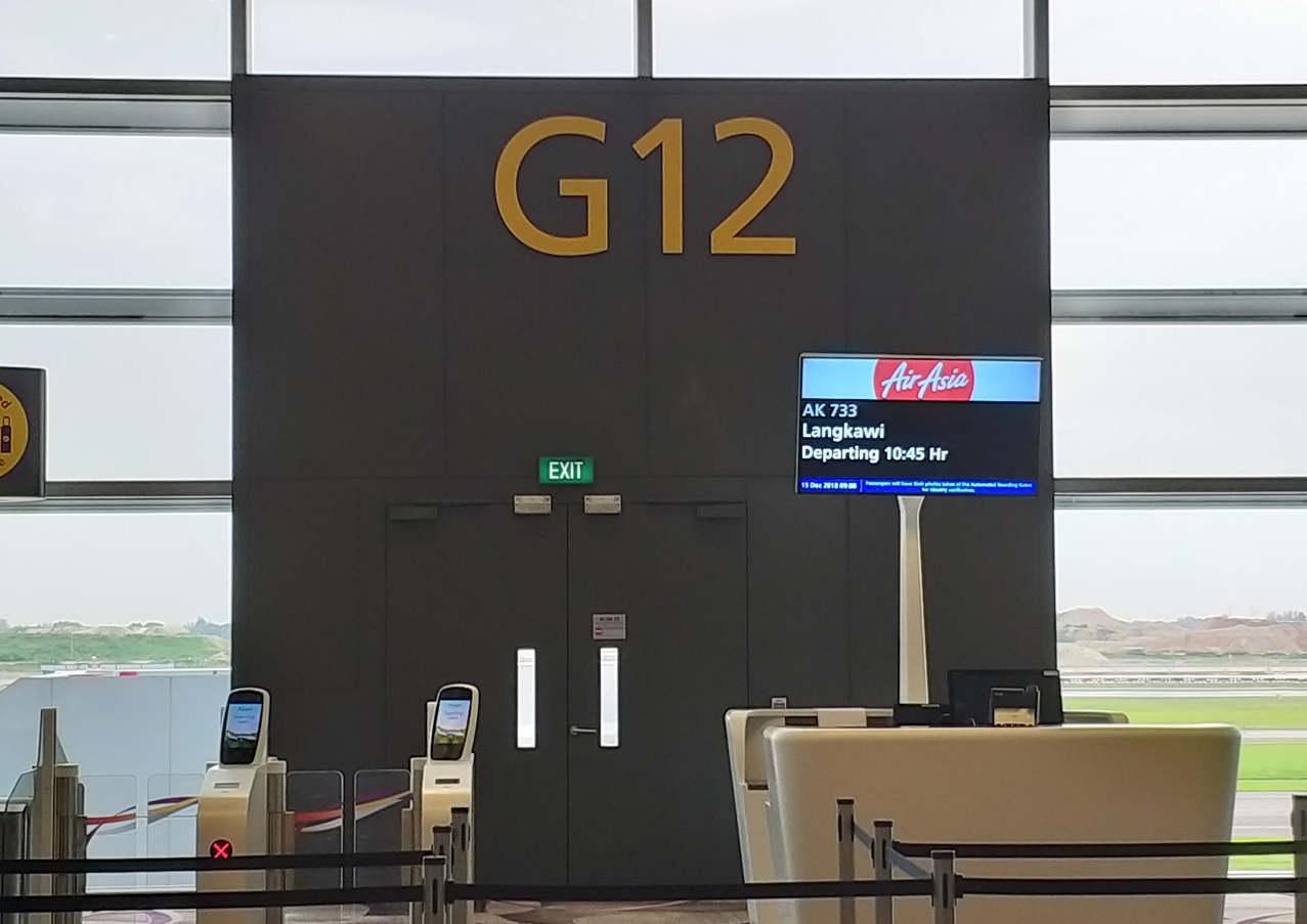 06 15Dec2018 _ Terminal 4 S'pore Changi