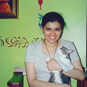 Esther (Me) & Sesame