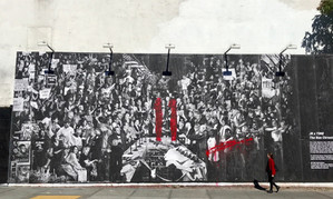 JR at The Bowery Wall, An Anonymous Interview