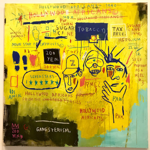 My East Village Basquiat Experience