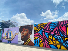 50 new murals TO SEE in Harlem