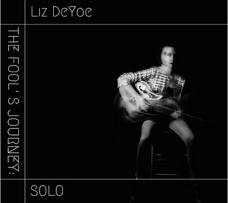 The Fool's Journey: Solo front cover