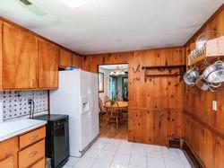 Kitchen - 16 Elm Court Maynard