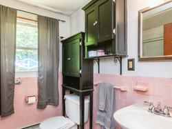 1st Bathroom - 16 Elm Court Maynard