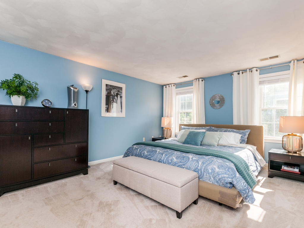 152 Neponset Street - Master Bedroom