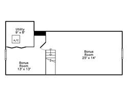 152 Neponset Street - 3rd Floor Plan
