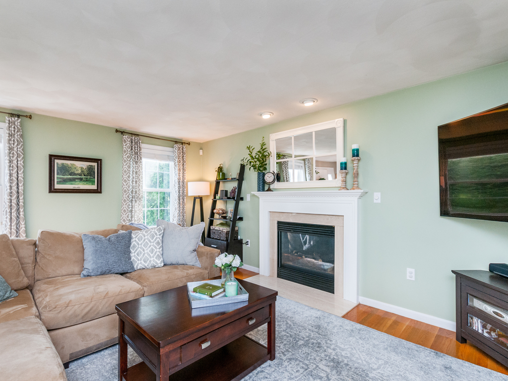 152 Neponset Street - Family Room