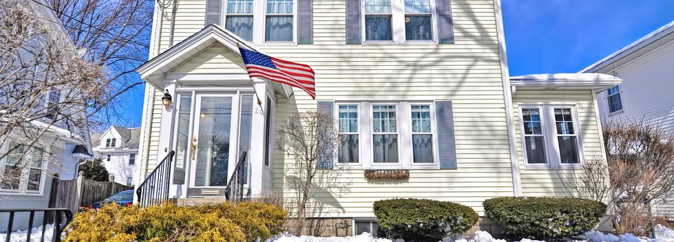 20 Fitchburg Street Watertown MA - Exterior