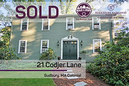 Website - Listing - SOLD - 21 Codjer Lan