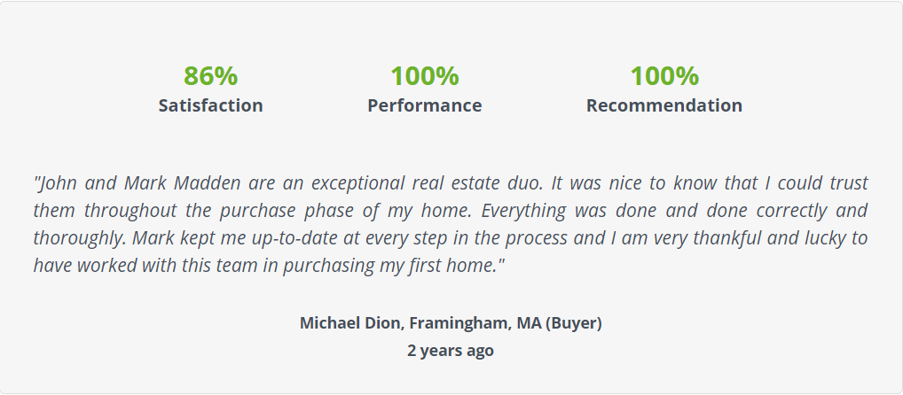 RealSatisfied - Dion
