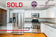 Website - Listing - SOLD - 22 Irving Par