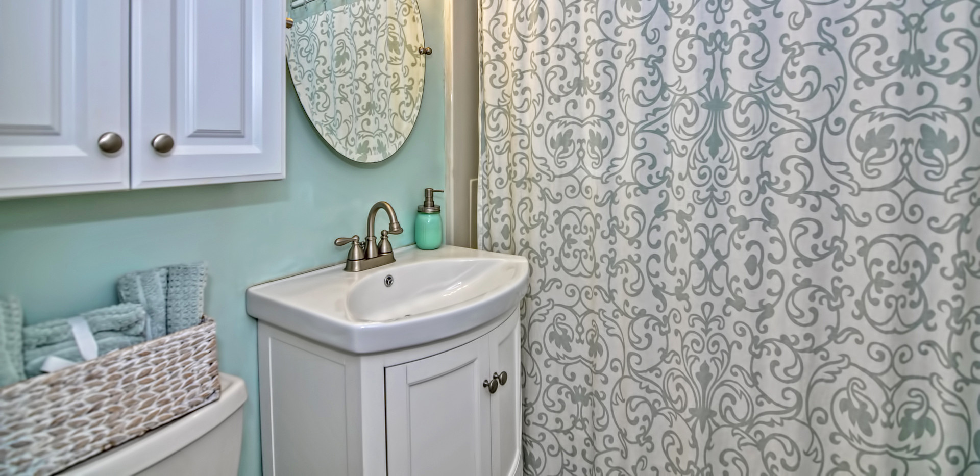 93 Taylor Street - Unit 2 - Waltham MA - Bathroom - The Madden Team at Berkshire Hathaway Commonwealth Real Estate - Condo for Sale