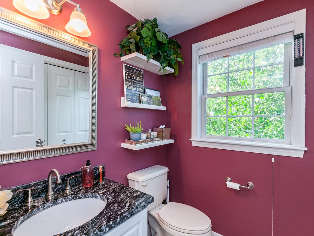 152 Neponset Street - Half Bath