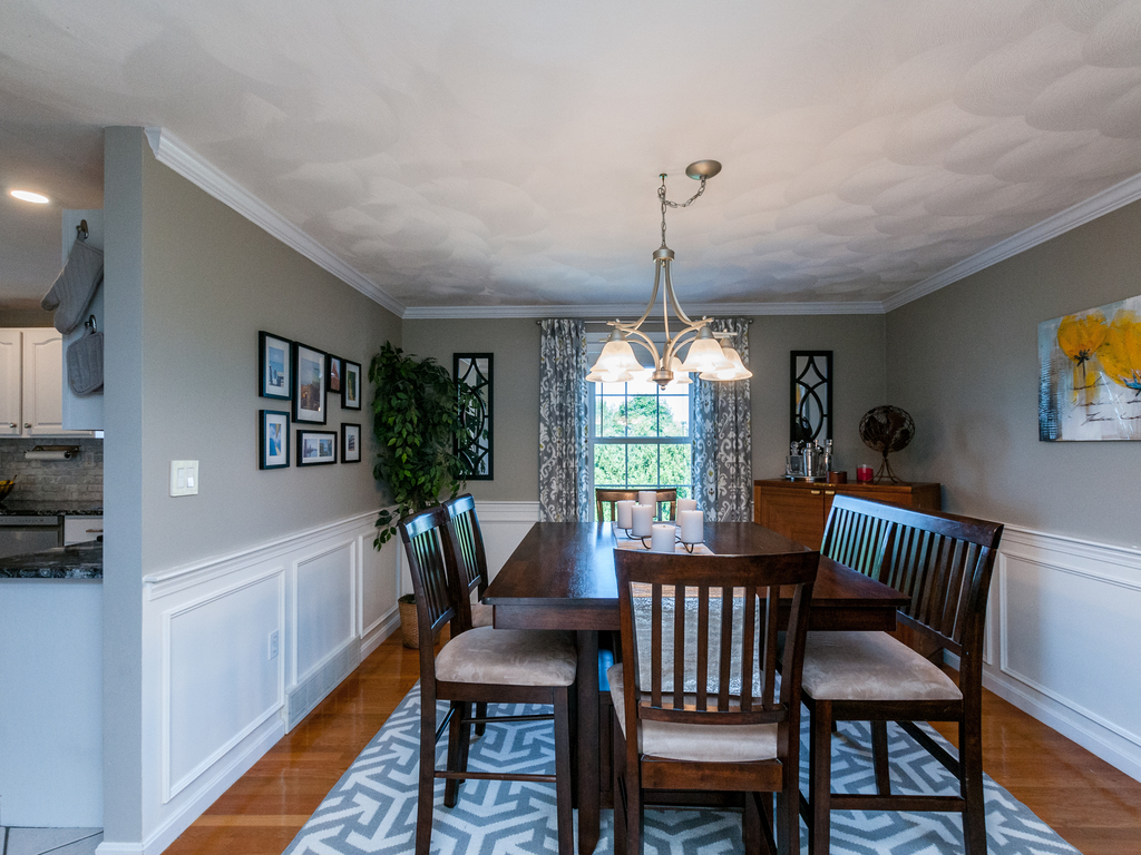 152 Neponset Street - Dining Room