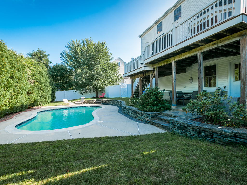 152 Neponset Street - Pool