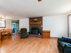 Living Room - 16 Elm Court Maynard