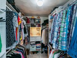 152 Neponset Street - Master Closet