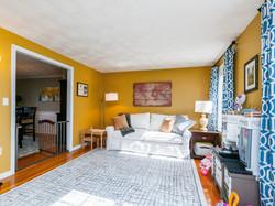 152 Neponset Street - Living Room