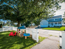 152 Neponset Street - Front Yard