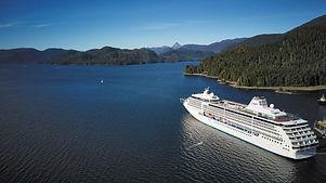 Alaska cruise ship Regent Mariner two.jp