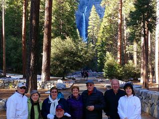 Yosemite and the California Coast