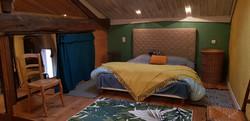 Chambre toit