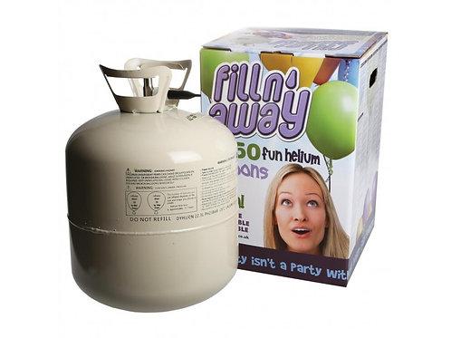 Helium - Tank - Fill & Away