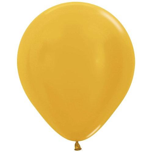 Ballon METALLIC R18/45 cm